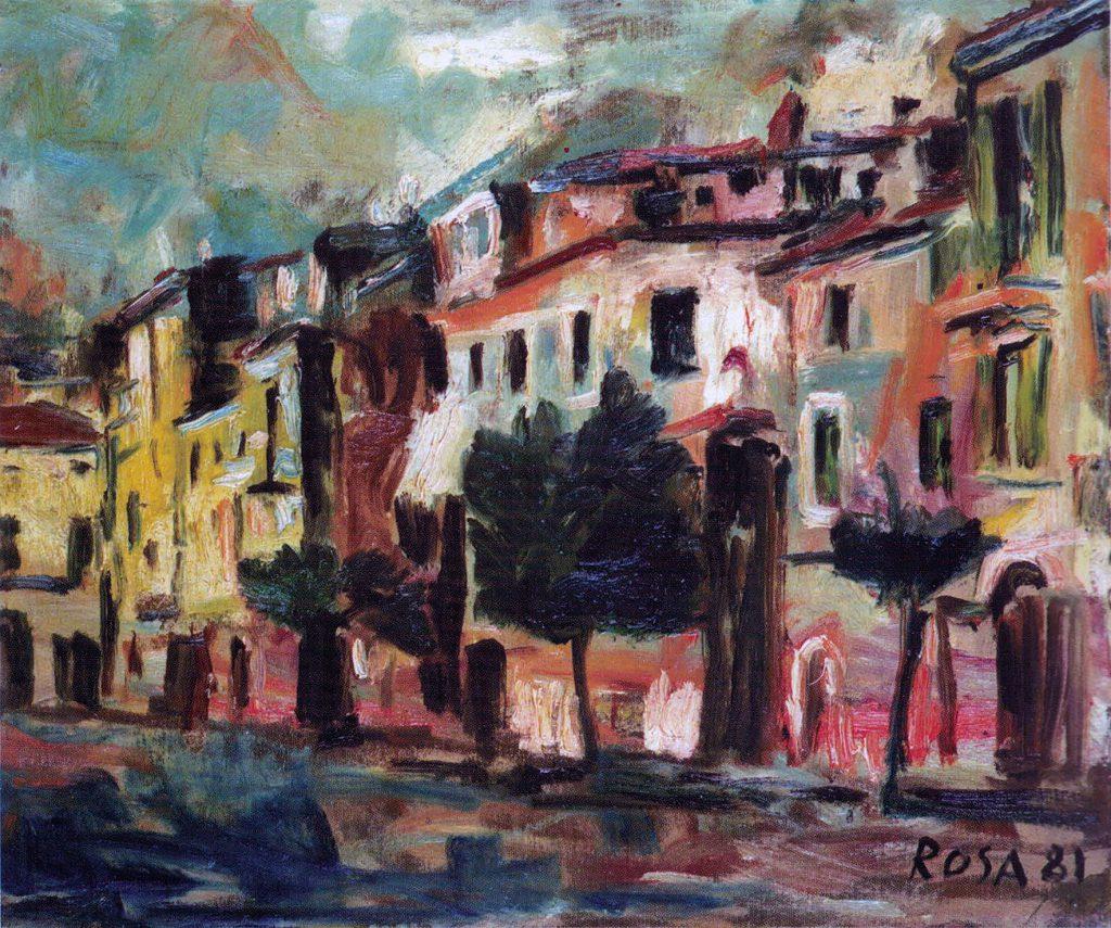 Sora, la rena, 1981 - 60x50