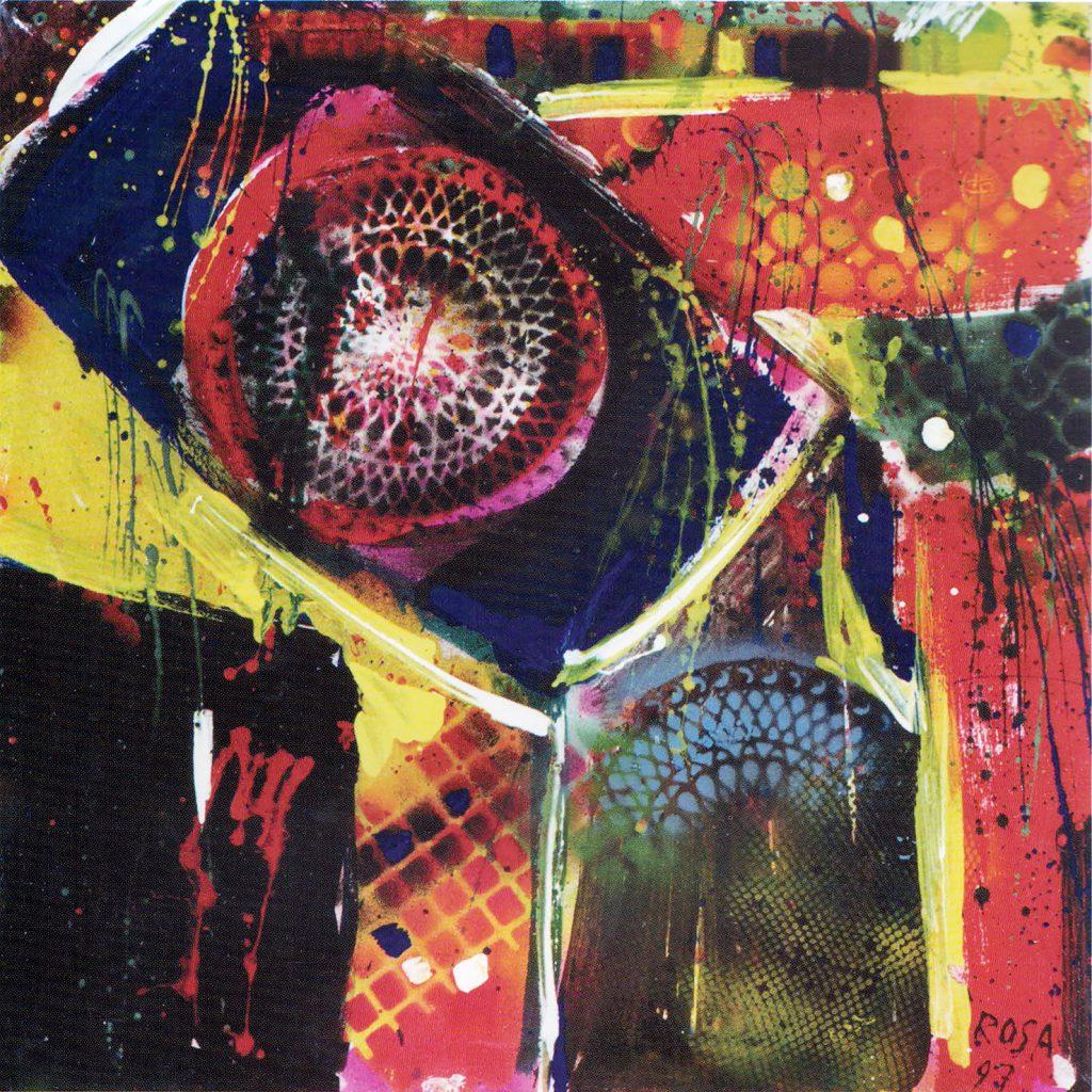 Astratto, 1997 - 170x120