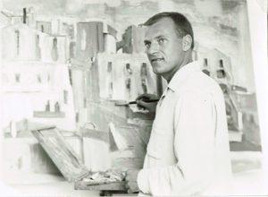 Michele ROSA - Sperlonga (Fr) - Luglio 1960