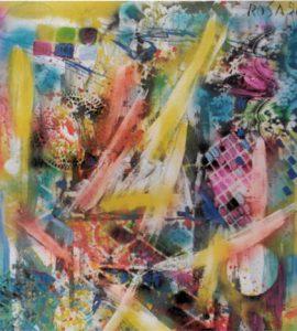 Astratto, 1996 - 70x98