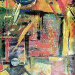 Astratto, 1996 - 100x120