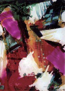 Astratto, 1997 - 100x120