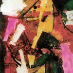 Astratto, 1996 - 80x100