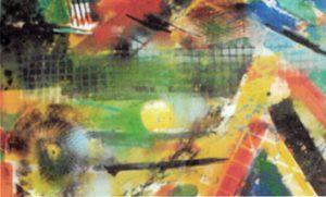 Astratto, 1997 - 208x100