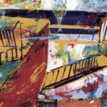 Visione d'interni, 1997 - 200x100