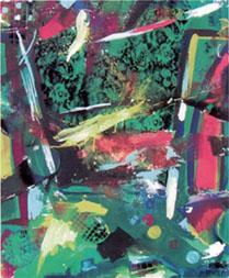 Astratto, 1997 - 60x90