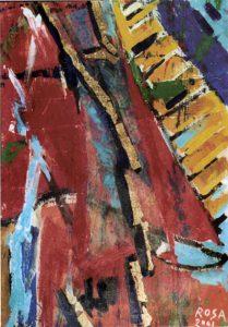 Astratto, 2001 - 70x100