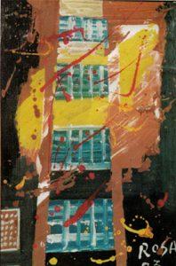 Particolare indoor, 2003 - 40x60