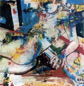 Nudo, 2004 - 70x100