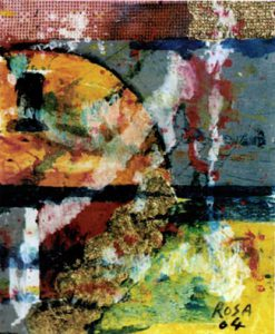 Astratto, 2004 - 50x60