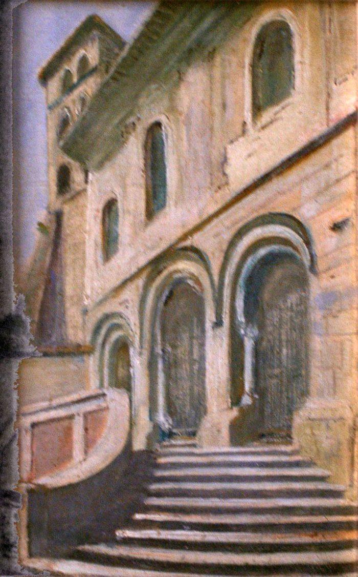 Chiesa di Sant'Erasmo, Veroli - 1947