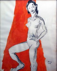Nudo, 2010 - 64x80