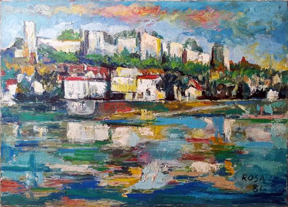 Vrsar, 1981 - 80x60