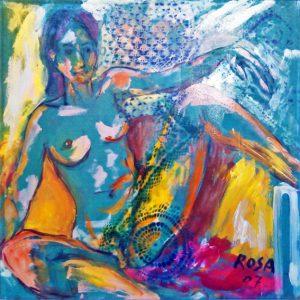 Nudo, 2007 - 90x90