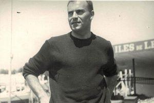Michele Rosa in Costa Azzurra-1965