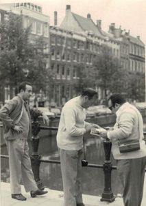 Da sinistra: Mariuccio Sangermano, Michele Rosa, Rolando Sarra