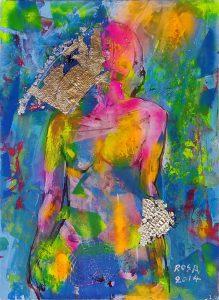 Nudo, 2014 - 73x100