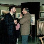 Michele ROSA con Raggi KARUZ - 1985
