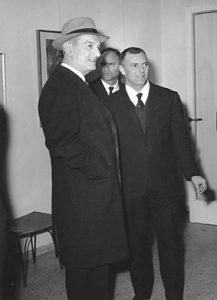 Michele Rosa ed il dott. Galeno