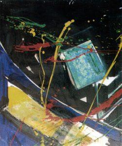 Astratto, 2005 - 70x100