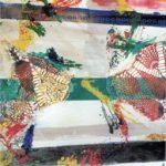 Astratto, 2005 - 100x80