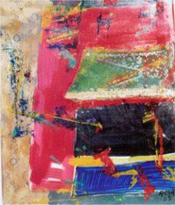 Astratto,  2005 - 90x110