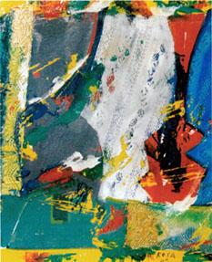 Astratto, 2005 - 90x100