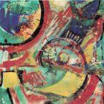 Vortice,  1994 - 100x120