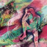 Nudo, 1994 - 90x60