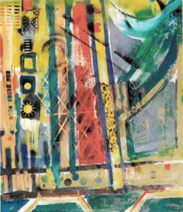 Astratto, 1996 - 120x100