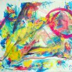 Nudo, 2002 - 100x80 cm