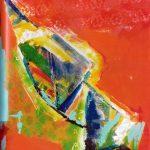 Astratto, 1998 - 100x100