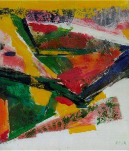 Astratto, 1998 - 70x60
