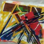 Astratto, 1999 - 80x80
