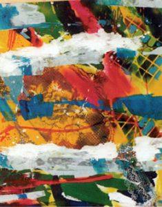 Astratto, 1999 - 110x110