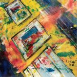 Particolar indoor, 2002 - 100x80