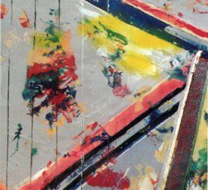 Particolari indoor, 2002 - 100x100