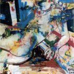 Nudo, 2004 - 70x100 cm