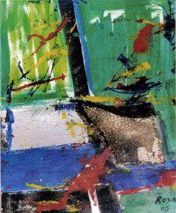 Astratto, 2005 - 80x100