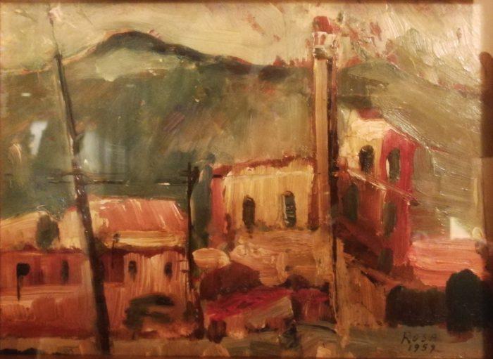 Paesaggio, 1959