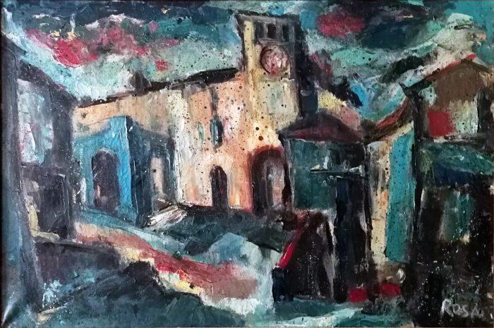 Paesaggio, 1961