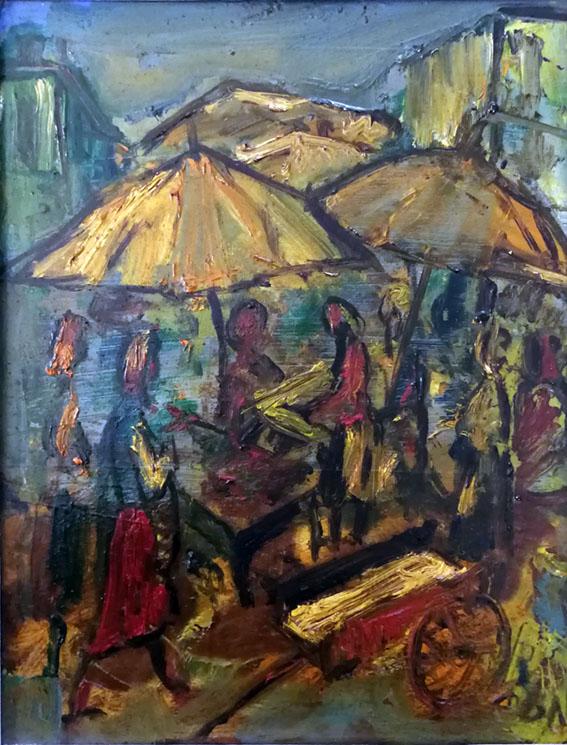 Fiera paesana, 1961