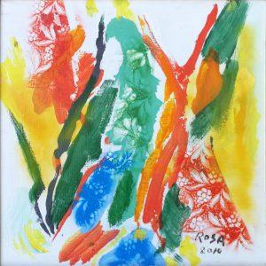Astratto, 2010 - 50x50