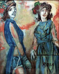 Nadia Vasil, 1975 - 40x50 cm