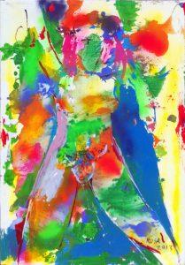 Nudo, 2013- 70x100 cm