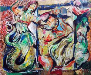 Pergamo_2, 1992 - 100x80