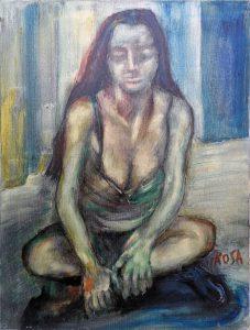 Mariarita Ruffino, 1976 - 60x80 cm