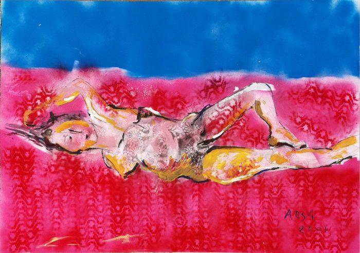 Nudo, 2001