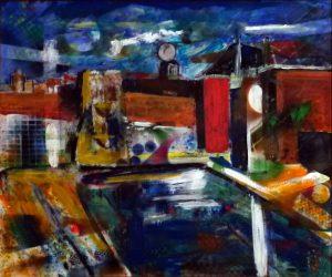Acquario di Barcellona, 1996 -120 x 100 cm