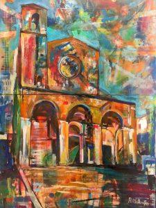 Chiesa della Madonna della Libera ad Aquino (Fr), 1996